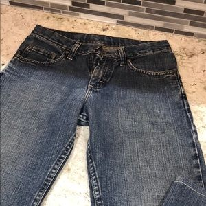 Boys Lee Jeans size 12 with adjustable waist